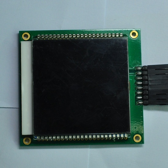 VA Segment LCD For industrial control Customized LCD