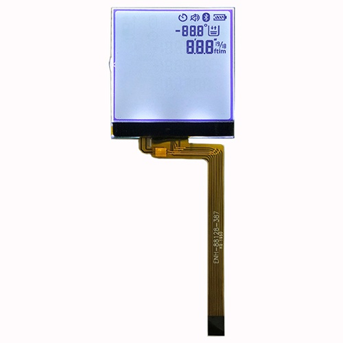 China 4 Digits 7 Segment LCD Display