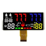 Segment LCD Display Customzied