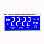 4 Digit 7 Segment LCD Display Module
