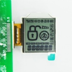 Graphic LCD display FSTN type