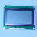 128x64 dots graphic COB LCD module